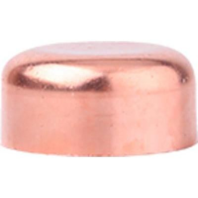Copper Cap 100mm - PlumbersHQ