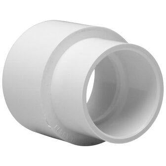 PVC Pressure Reducing Coupling 100mm X 50mm - PlumbersHQ