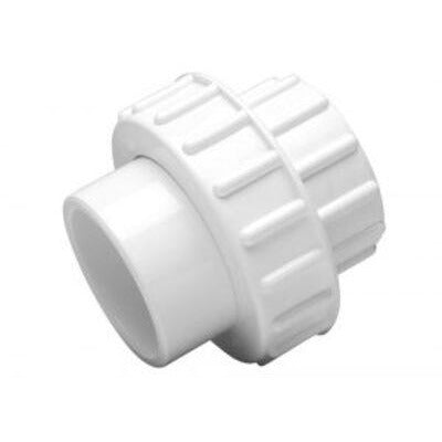 PVC Pressure Barrell Union 50mm - PlumbersHQ