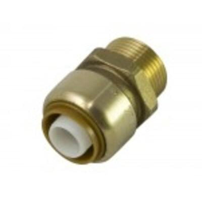 Sharkbite Connector BSP Male 16SB x 12MI (Equal) - PlumbersHQ