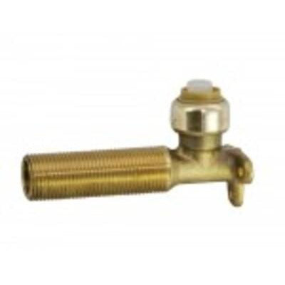 Sharkbite to BSP Male Lugged Elbow 19BP Extended 20mm x 12mm x 100mm (20SB x 12MI) - PlumbersHQ