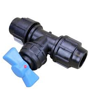 Black Poly Threaded Fittings - PlumbersHQ