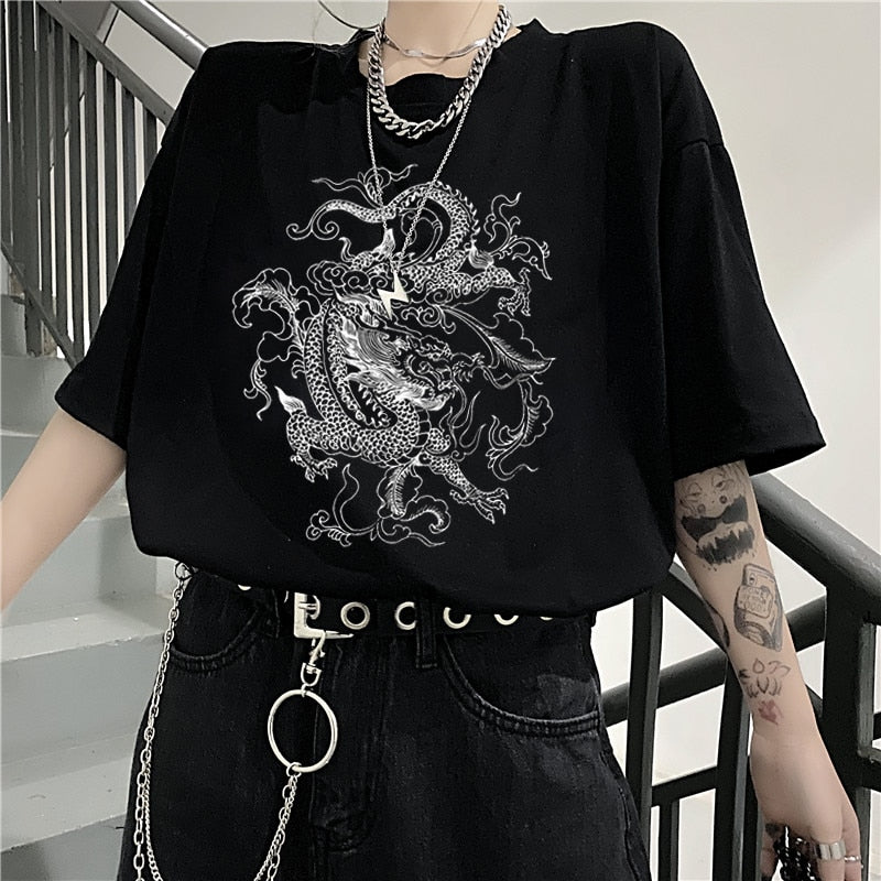 White Dragon <br> T-Shirt