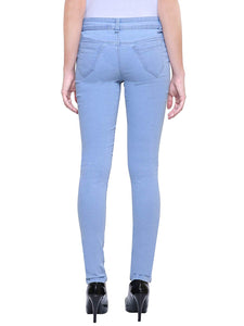 Dassler Slim FIT Women's Stretchable Denim Jeans
