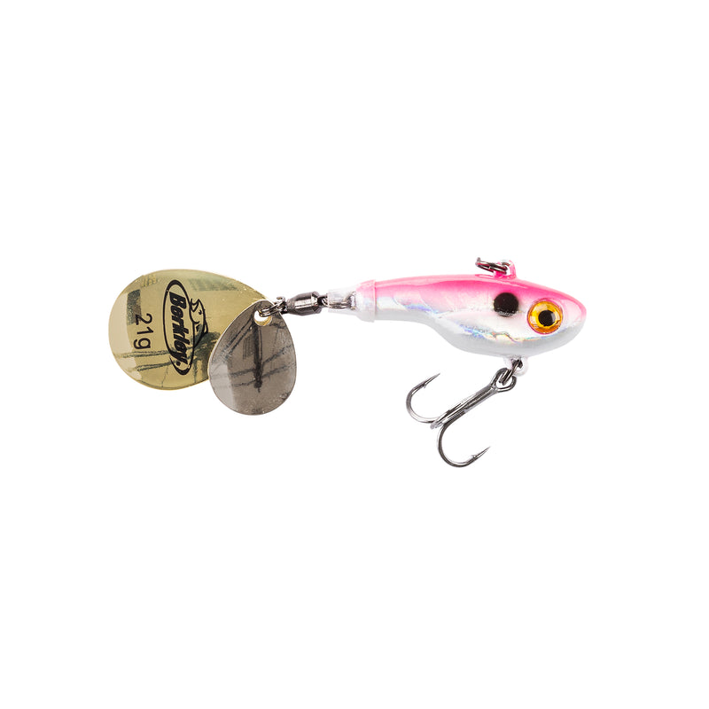 Berkley Pulse Spintail 5g Pearl Pink