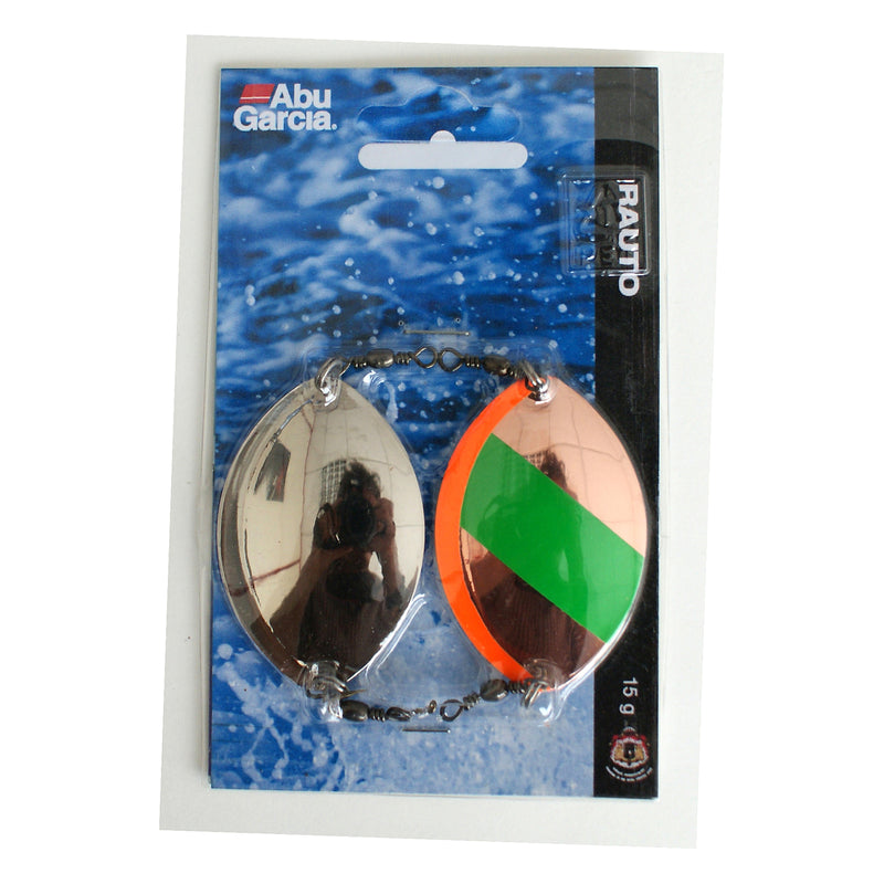 Abu Garcia Rauto Spoon 2-pack