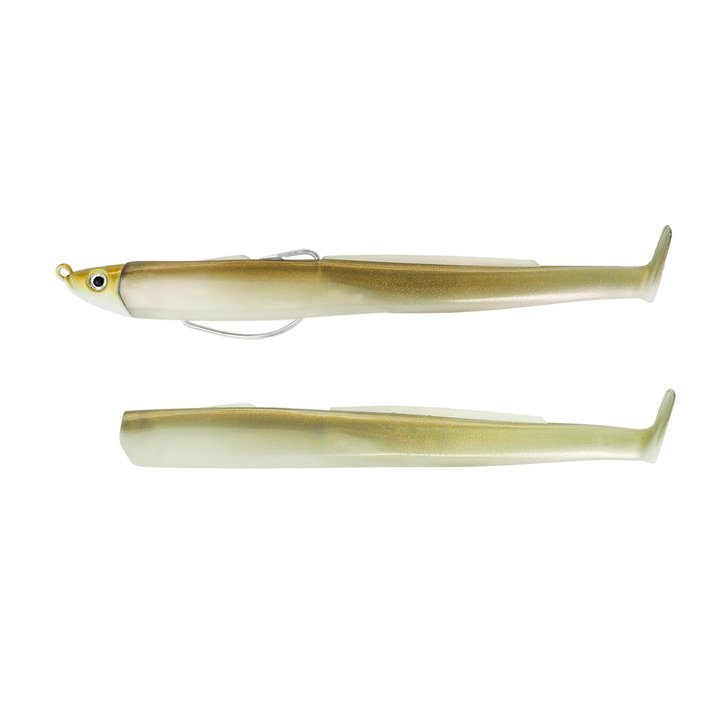 Fiiish Black EEL 110 Combo Shallow - 4g - Gold + Gold body BE1265