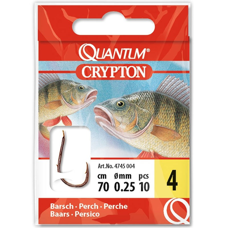 Quantum Crypton Perch hook-to-nylon