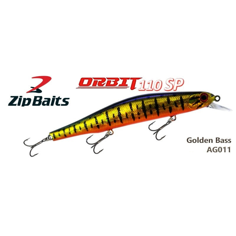 ZIP BAITS ORBIT 110SP AGZ011