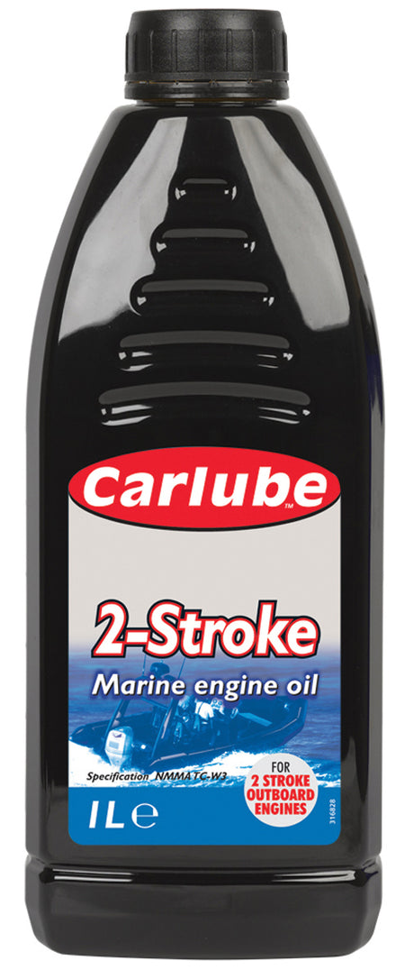 CARLUBE 2-Stroke Marine Engine Oil 1l