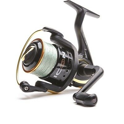 Icon Spin Reel with 20lb Braid