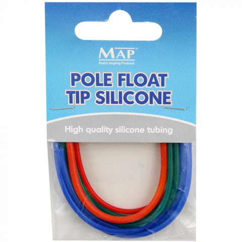 MAP Pole Float Tip Silicone