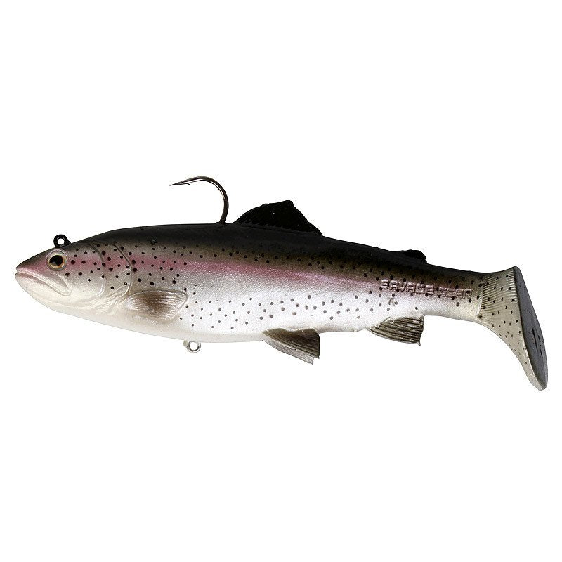 Savage Gear 3D Trout Rattle Shad 17cm 80g 01-Rainbow Trout