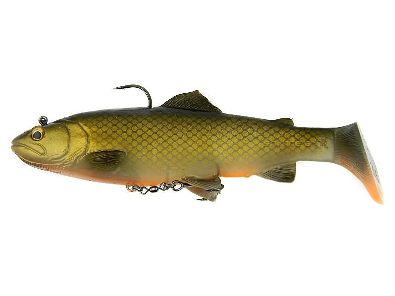 SAVAGE GEAR 3D TROUT RATTLE SHAD 20.5cm 103g SS 08-Dirty Roach