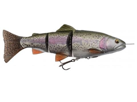 Savage Gear 4D Line Thru Trout 15cm 35g SS Rainbow Trout
