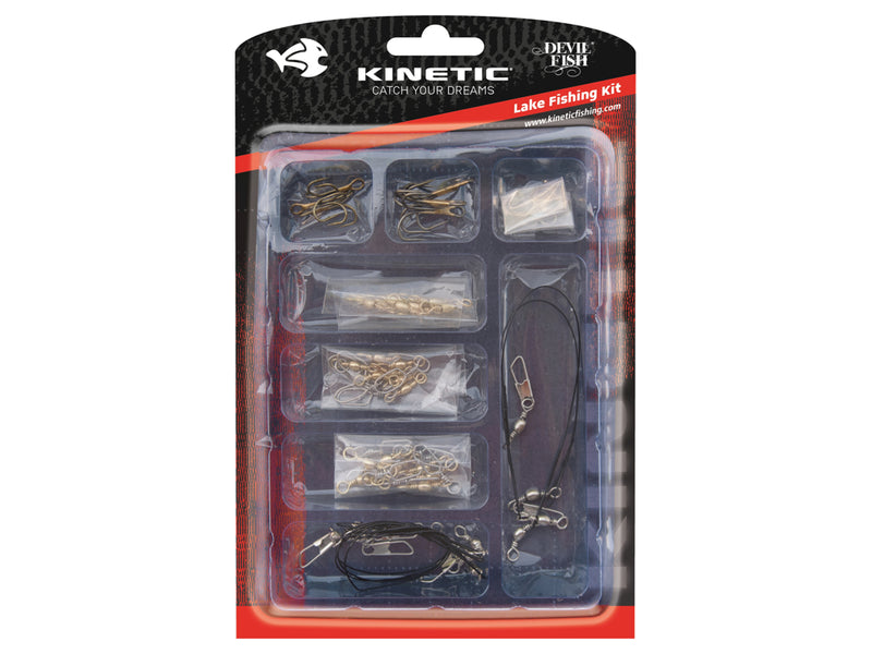 Kinetic Lake Fishing Kit
