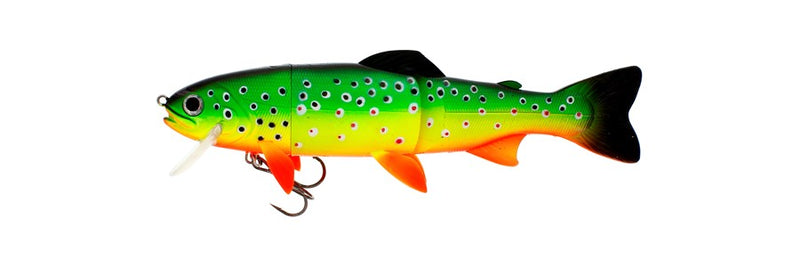 WESTIN Tommy The Trout 15 cm 37 g Crazy Firetiger