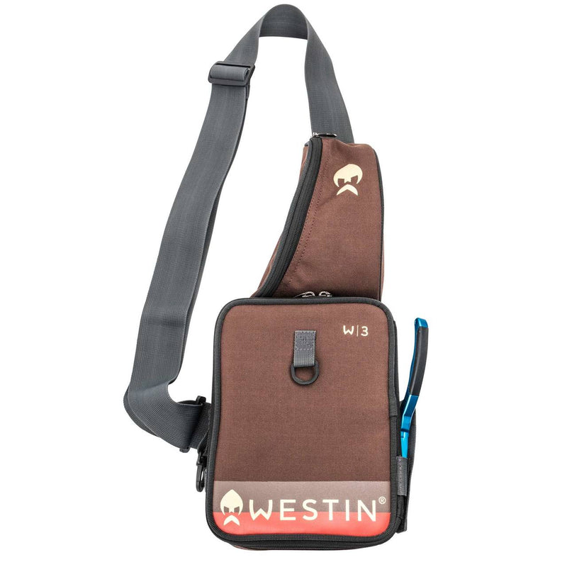 Westin W3 Street Sling Medium Grizzly Brown/Black