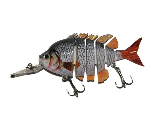 JAXON ATRACT XMP-D MULTI PARTS LURE 7.5 cm / F / F