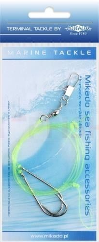 MIKADO SIMPLE BOOM RIG 0.60mm - hook 3/0