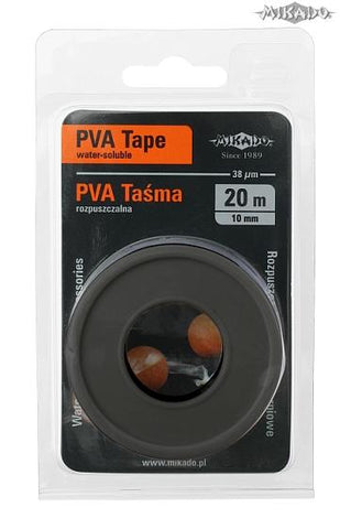 MIKADO PVA TAPE 10 mm / 20 m (50u)