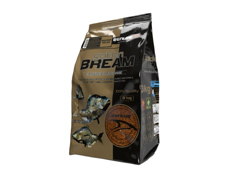 Genlog Golden Bream Brasem Belge 3kg