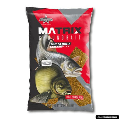 StarFish Matrix 1kg Carp Red