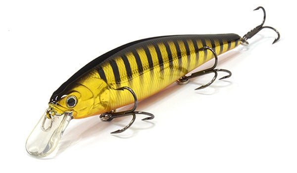 LUCKY CRAFT POINTER 128SP Black & Gold