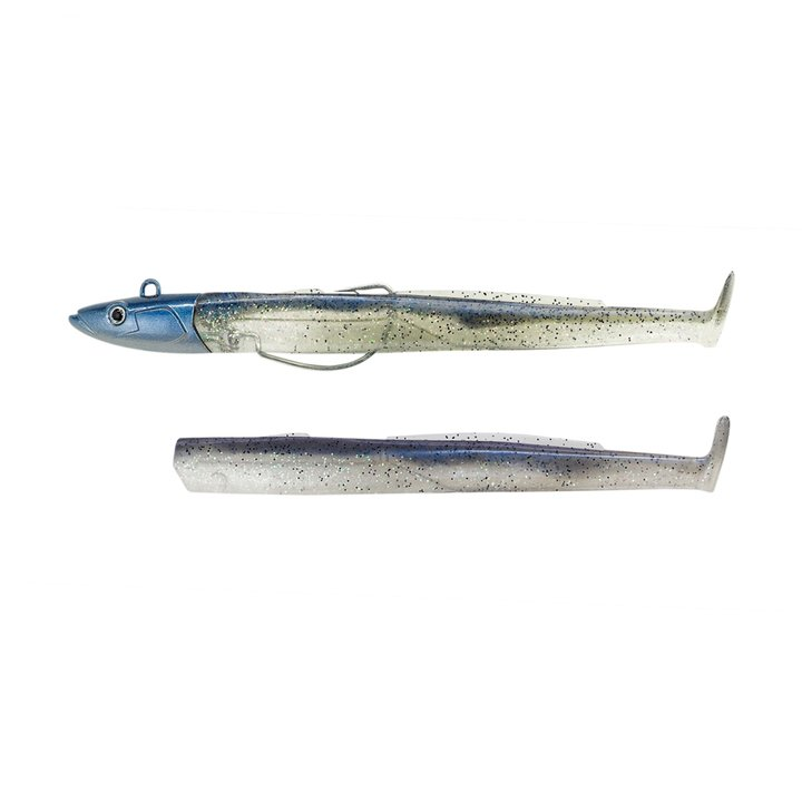 Fiiish Black EEL 150 Combo Off Shore 40g Electric Blue + Electric Blue body BE1259