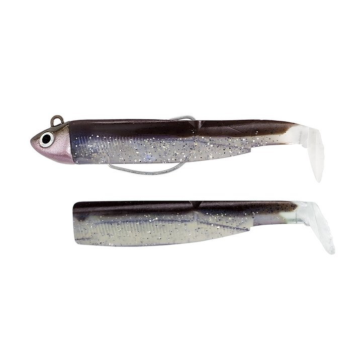 Fiiish Black Minnow 90 Combo Search 8g Sexy Brown + Sexy Brown body BM1305