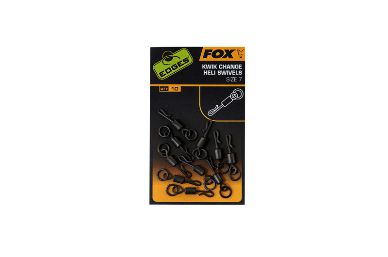 Fox Edges Kwik Change Heli Swivels