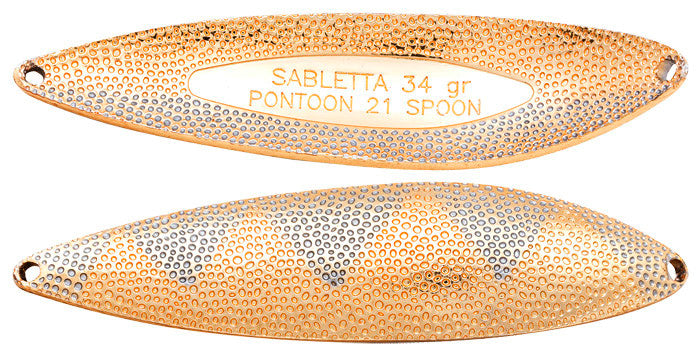 Pontoon 21 Sabletta 62mm 17g G20-002