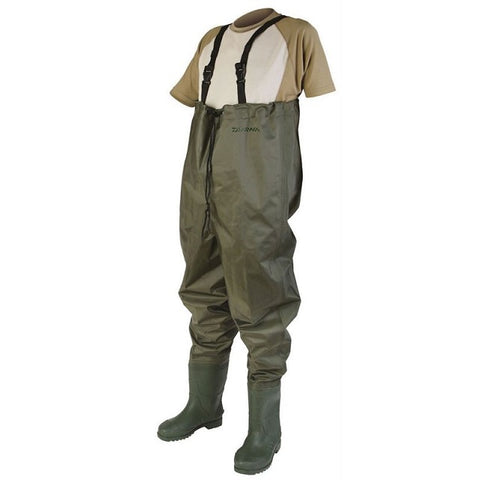 DAIWA NYLON  CHEST WADERS