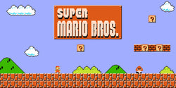 Super Mario Bros, the greatest game franchise in the history