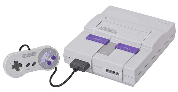 Nintendo SNES Game Collection
