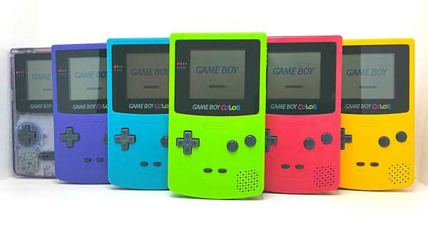 Game Boy Color Game Collection