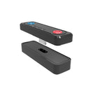 Bluetooth 5.0 Audio Transmitter USB Type-C Adapter for Nintendo Switch w/ Digital Mic AptX, Low Latency, Ultra Thin - Game Gear
