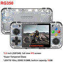 RG350 Handheld Game Console w/ 3.5 Inch IPS Screen, Built-in 10000 Games, NES, SNES, GBA, GBC, GB, Neo Geo - Game Gear