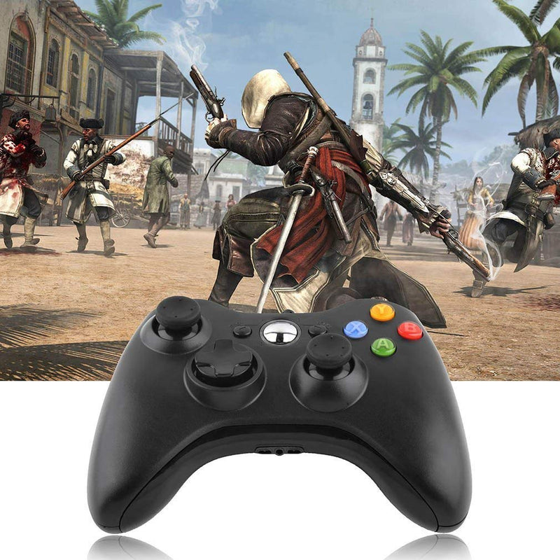 Xbox 360 Wired Controller for Microsoft Xbox 360, Xbox 360 Slim & PC - Game Gear