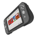 Nintendo Switch Lite Shock Resistant Protective Shell Case Cover w/ Kickstand, Card Slots & Grip - Game Gear