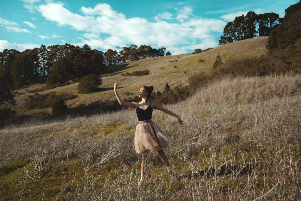 wild and free | ballet editorial dal hae jewelry 2020