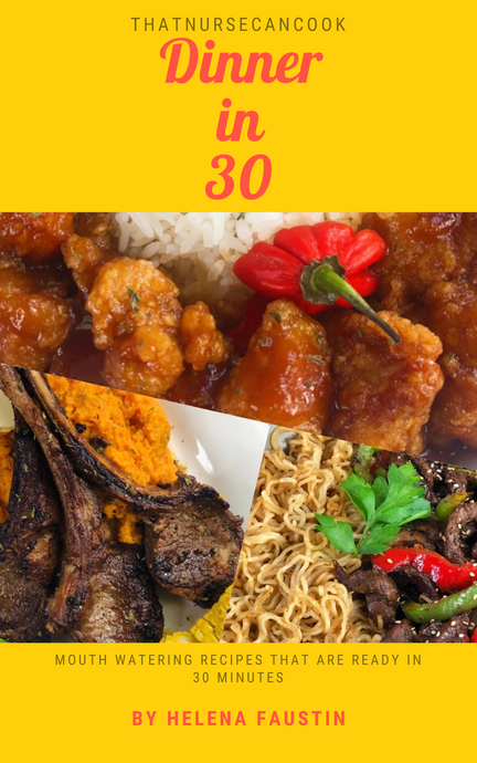 Dinner in 30! (Ebook)