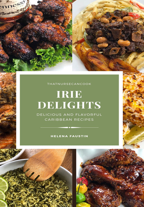 Irie Delights Cookbook (Ebook)