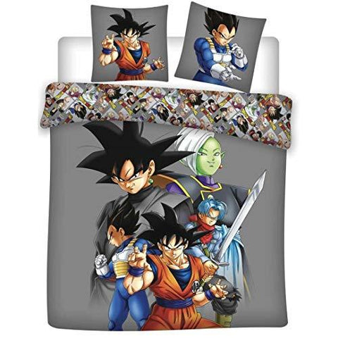 Housse de Couette Dragon Ball