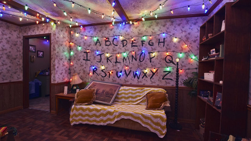 chambre strangers things