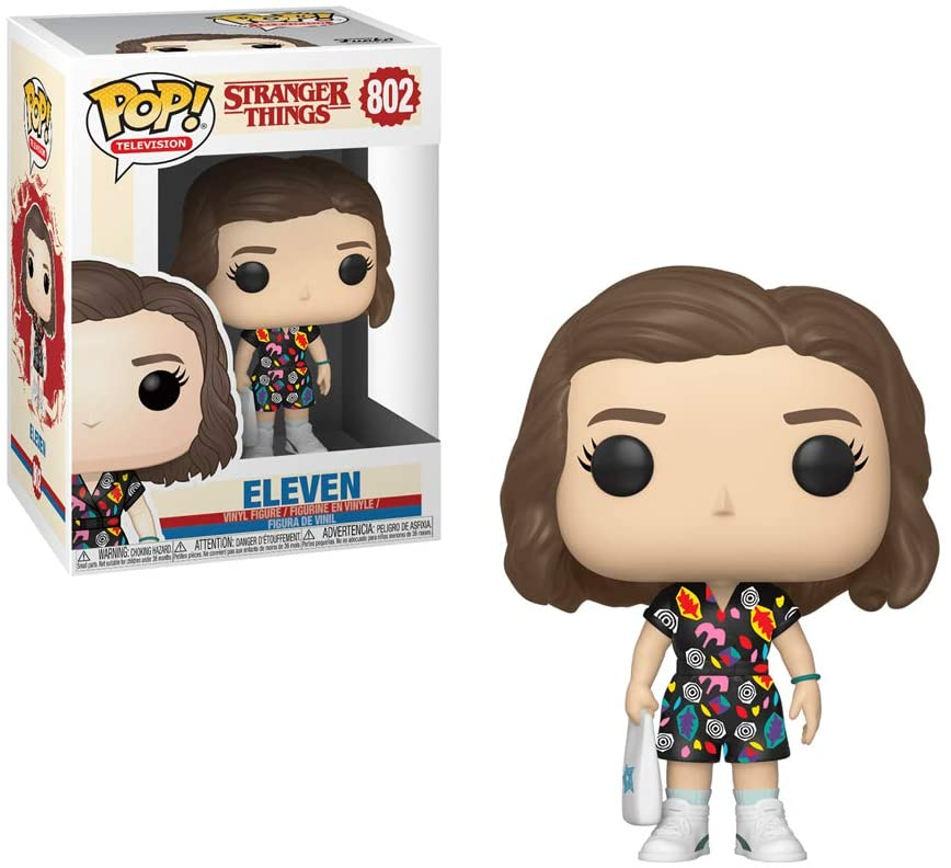 Figurine eleven stranger things
