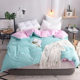 Housse de Couette Originale Lit Simple