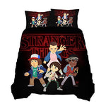 Housse de Couette Stranger Things Cartoon