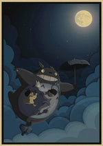 Affiche Poster Totoro 42x30 cm