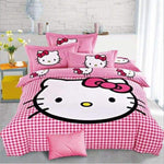 Housse de Couette Hello Kitty 200x200